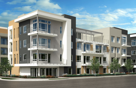 KB Home announces the grand opening of Latitude at Communications Hill, its latest new-home community in a prime San Jose location. (Photo: Business Wire)