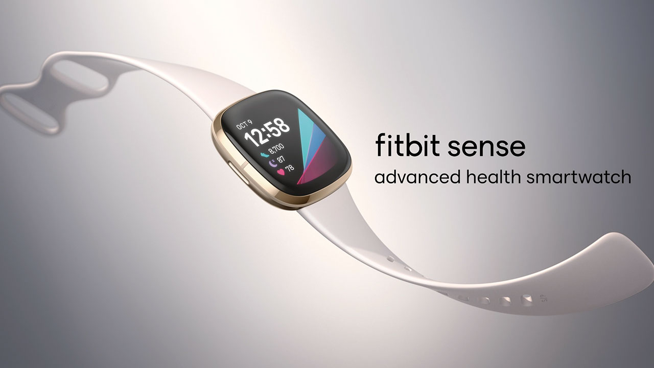 Fitbit Sense, a new groundbreaking health smartwatch that brings the most advanced combination of sensors and innovative technology available on a Fitbit device, to give you the deepest understanding of your body and guide you to better health and wellness.