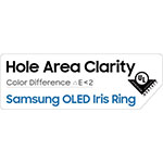 Samsung Display Demonstrates Most Advanced Display Hole for Smartphone Cameras
