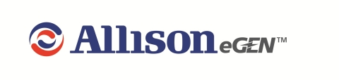 The new Allison eGen brand of electric and electric hybrid propulsion solutions positions Allison to lead the charge into the future of commercial vehicle electric propulsion (Graphic: Business Wire)
