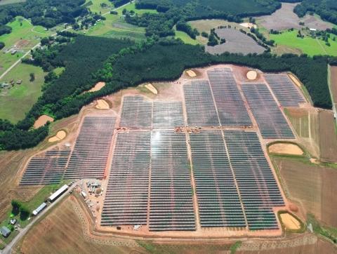 CS Energy Achieves 1 Gigawatt of Solar Installed (Photo: Business Wire)