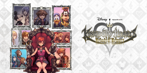 In this musical experience from SQUARE ENIX set in the world of KINGDOM HEARTS, players will match the rhythm with good timing and cast powerful magic spells to attack enemies. KINGDOM HEARTS Melody of Memory launches for Nintendo Switch later this year. (Photo: Business Wire)