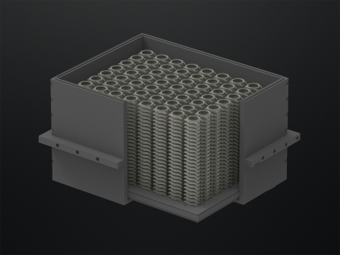 Production System™ is designed to be the fastest way to 3D print metal parts at-scale, achieving print speeds up to 100 times faster than legacy technologies and delivering thousands of parts per day at costs competitive with traditional manufacturing. (Photo: Business Wire)