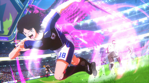 Captain Tsubasa: Rise of New Champions Month 1 Edition will be available on Aug. 28. (Photo: Business Wire)
