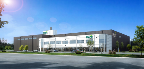 The partnership between Bunge and Merit Functional Foods will expedite the construction of Merit's state-of-the-art plant-based protein production facility in Manitoba, Canada. (Photo: Business Wire)
