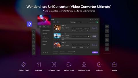 Wondershare UniConverter versión 12 (Photo: Business Wire)