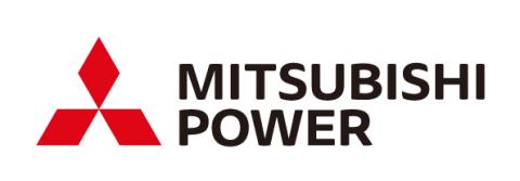 O novo logotipo da marca combina a marca figurativa dos três diamantes da Mitsubishi com o nome inglês da empresa. A letra do logotipo, um design redondo e moderno em um tipo gótico, foi adotada para apresentar uma imagem das tecnologias de geração de energia sustentáveis e avançadas que a Mitsubishi Power almeja oferecer e ao mesmo tempo expressa uma postura corporativa de flexibilidade de resposta às mudanças sociais. (Graphic: Mitsubishi Power)