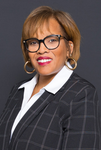 Myra Caldwell, Cadence Bank's first CDO (Photo: Business Wire)