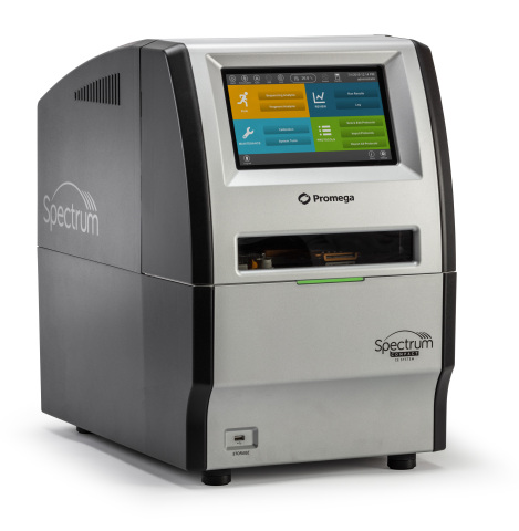 Scientists in labs of all sizes can perform Sanger sequencing and fragment analysis at their bench, thanks to the new Spectrum Compact CE System launched by Promega and Hitachi High-Tech. (Photo: Business Wire)