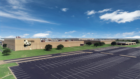 The future home of Panda Biotech's Texas Plains Hemp Gin (Photo: Business Wire)