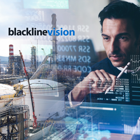 Blackline Safety announces client testing program for new Blackline Vision AI Gas Leak Detection module that uses artificial intelligence to automatically detect gas leaks (Photo: Business Wire)