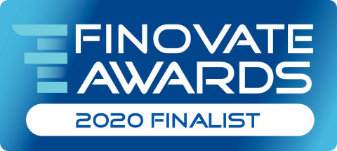 SmartAsset's Live Connections Recognized As 'Best Wealth Management Solution' Finalist at 2020 Finovate Awards (Graphic: Business Wire)