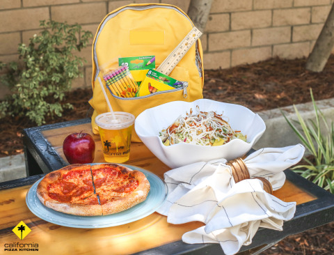 California Pizza Kitchen, Back-To-School Lunch (Photo: Business Wire)