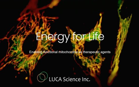 LUCA Science Inc. (Graphic: Business Wire)