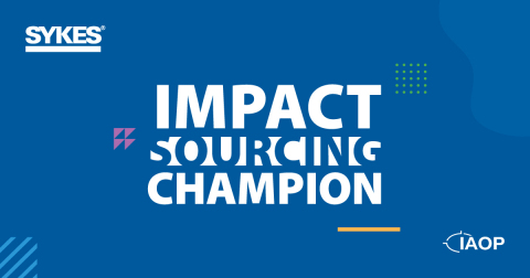 SYKES Named on the Inaugural IAOP Impact Sourcing Champions Index
