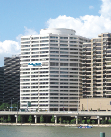 Dollar Bank's new corporate headquarters at 20 Stanwix Street. (Photo: Business Wire)