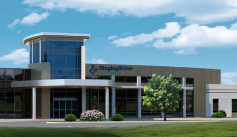 Singing River Cancer Center (Photo: Business Wire)