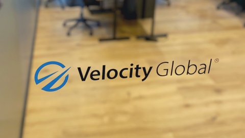 Velocity Global offices at European Headquarters in Amsterdam (Photo: Business Wire)