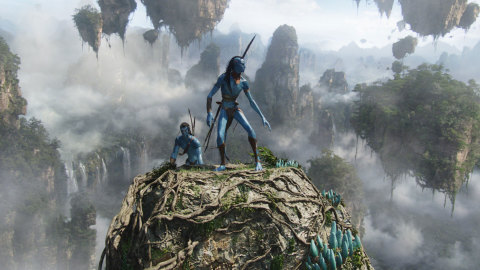 Disney: Avatar (Graphic: Business Wire)