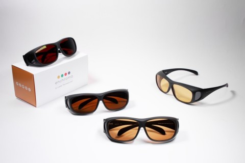 EnChroma Lx Series for Low Vision and Aging Eyes (Photo: Business Wire)