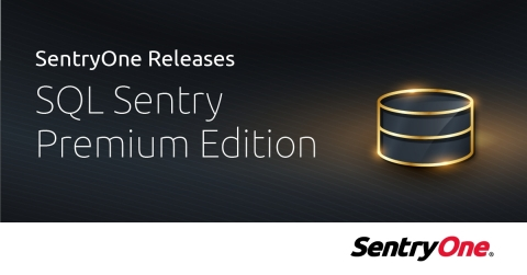 SentryOne Releases SQL Sentry Premium (Photo: Business Wire)