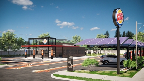 BURGER KING® UNVEILS NEW RESTAURANT DESIGNS FOR ENHANCED GUEST EXPERIENCE IN COVID WORLD (Photo: Business Wire)