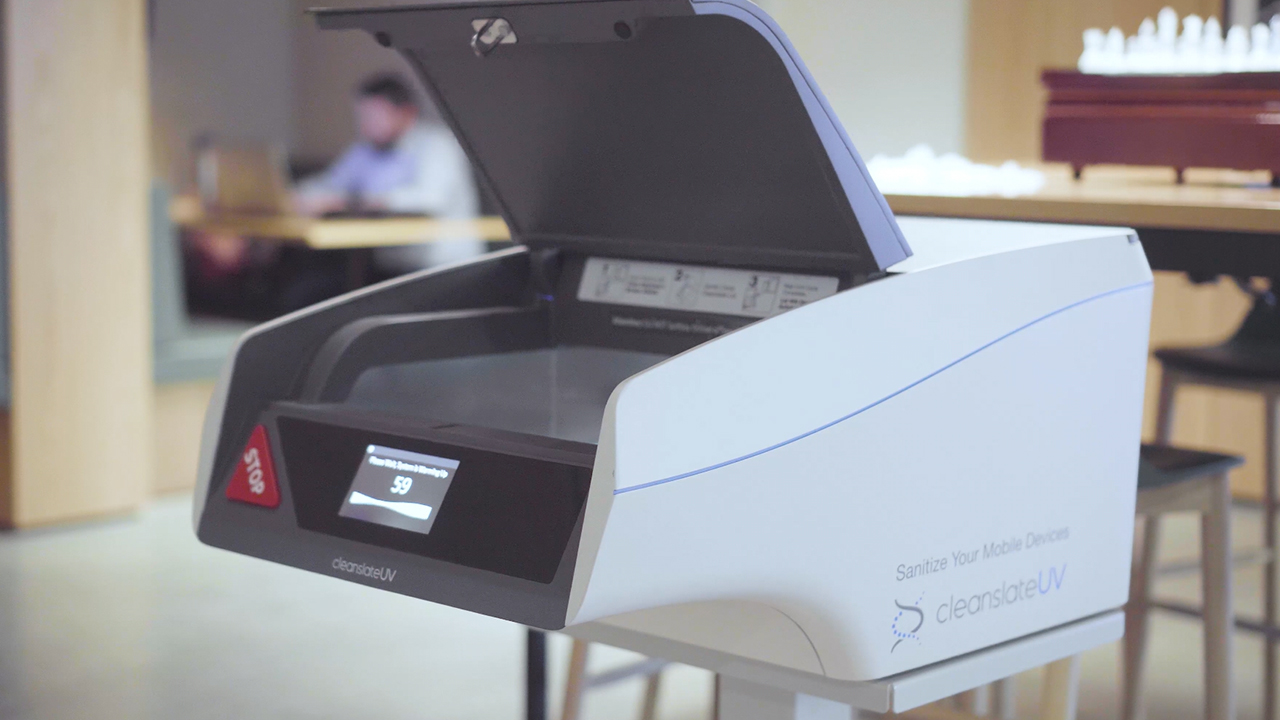 How To Use: CleanSlate UV Mobile Device Sanitizer