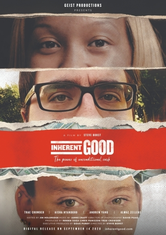 Inherent Good featuring Comedian Trae Crowder & Andrew Yang (Graphic: Business Wire)