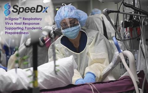 本検査法は、遺伝子発現の測定を強化する新規特許取得済みのInSignia(TM)技術を利用することで、COVID-19を含め、呼吸器ウイルス性疾患の症状を示す患者を対象に、リスクに基づく層化を支えるための迅速でハイスループットのツールとなる。(写真:Sara Eshleman/Wikimedia Commons)