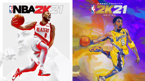 NBA® 2K21, the next iteration of the top-rated and top-selling NBA video game simulation series of the past 19 years, is now available on current-generation platforms worldwide. (Photo: Business Wire)