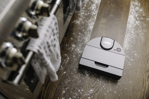 Neato Robotics introduces new, premium additions to its lineup of intelligent robot vacuums at IFA Berlin 2020. (Photo: Business Wire)