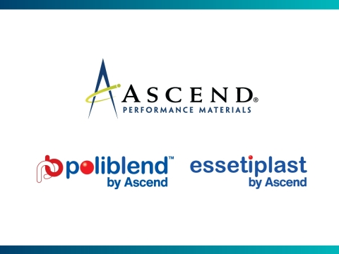 Ascend Performance Materials recently closed the acquisition on Poliblend and Esseti Plast, both based in Mozzate, Italy. (Graphic: Business Wire)