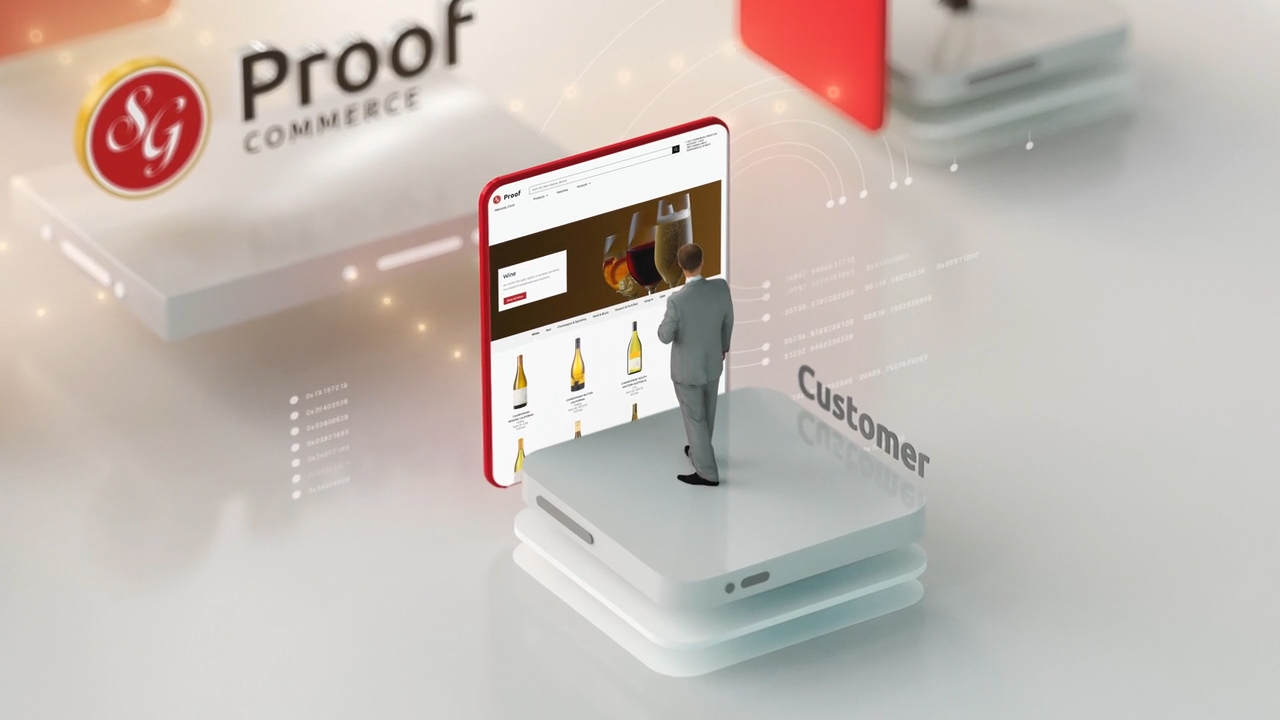 Southern Glazer's industry-leading B2B ecommerce platform at SGProof.com markets supplier products and makes them easily searchable and available for customers to order, 24 hours a day, seven days a week.