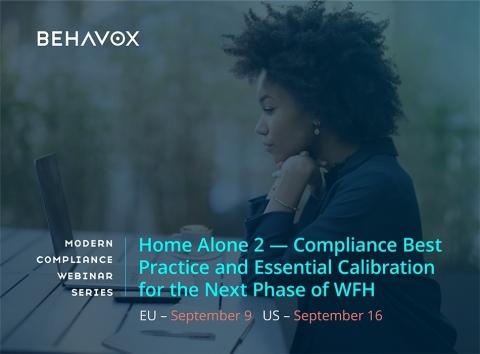Un webinaire de Behavox fournira des conseils aux sociétés financières afin d'améliorer leur conformité réglementaire et de prévenir les crises préjudiciables à l'entreprise (Photo : Business Wire)