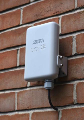 ADTRAN's CCS Device (Photo: Business Wire)