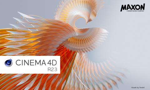 Maxon presents Cinema 4D R23. (Photo: Business Wire)