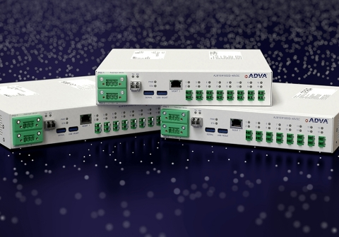 The ADVA ALM helps LU-CIX to rapidly pinpoint and resolve network issues (Photo: Business Wire)