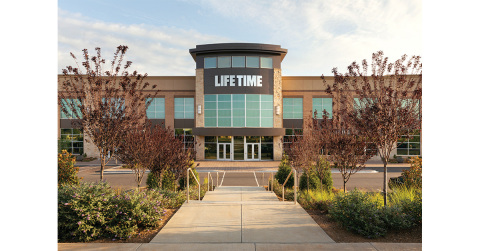 cbdMD expands on exclusive sponsorship agreement with Life Time. (Photo: Business Wire)
