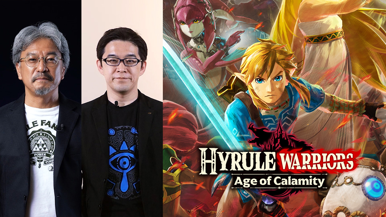 Hyrule Warriors Age Of Calamity Launches Exclusively For Nintendo Switch On Nov 20 Business Wire