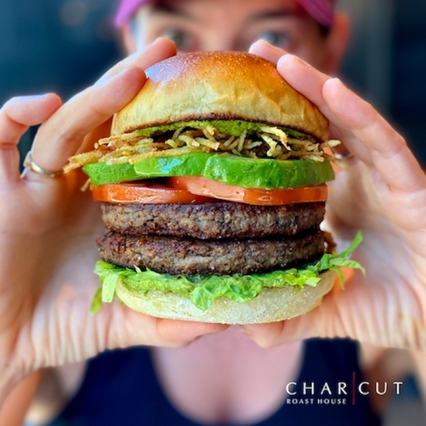 CHARCUT Burger (Photo: Business Wire)