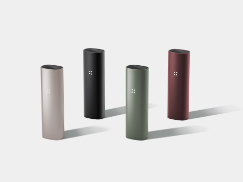 Best-in-class cannabis vaporizer now available In stylish Onyx, Sand, Burgundy and Sage. (Photo: Business Wire)