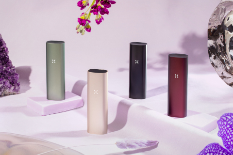 New PAX 3 colors are available for purchase on September 9, 2020 on pax.com and through selected retailers in the United States and Canada. (Photo: Business Wire)