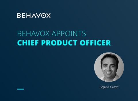 Behavox appoints Gagan Gulati as Chief Product Officer (Graphic: Business Wire)