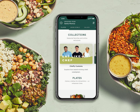 "sweetgreen announces Collections with ""Eat Like a Chef"" (Photo: Business Wire)"