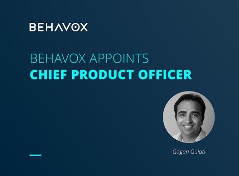 Behavox nomme Gagan Gulati au poste de responsable en chef des produits (Graphic: Business Wire)