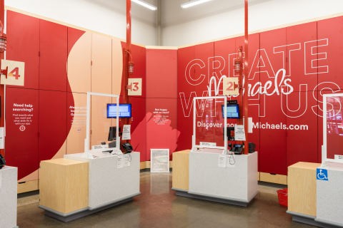 Newly Designed Checkout (Photo: Business Wire)