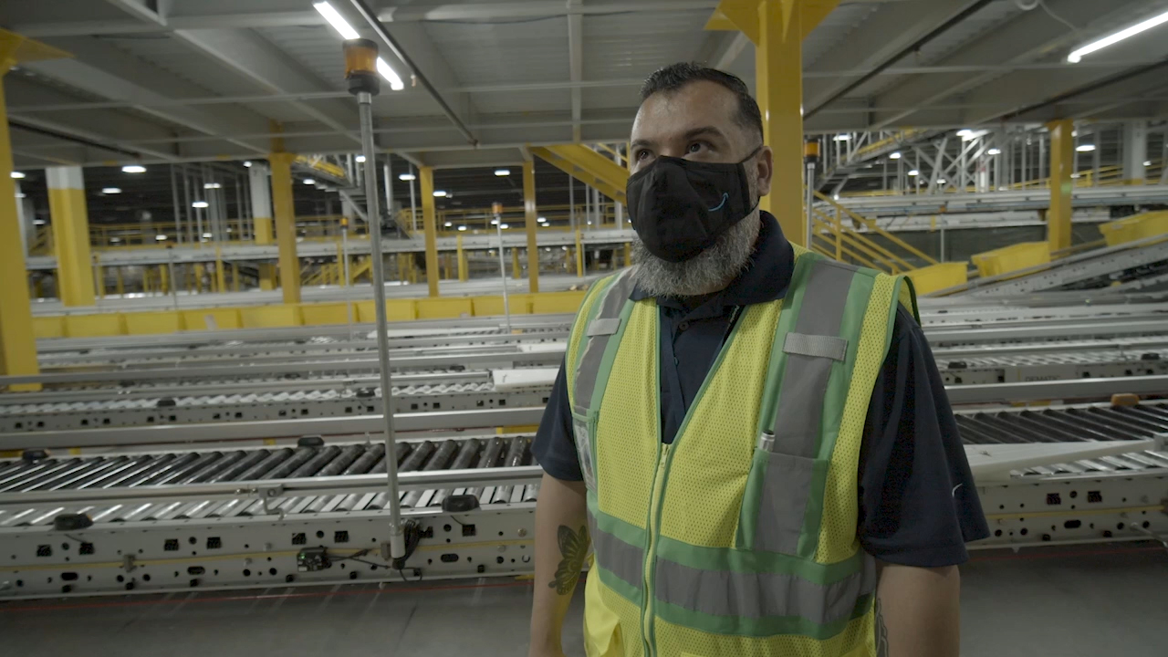 This is an interview with Sr. Site Workplace Health and Safety Manager, Paul Vasquez.