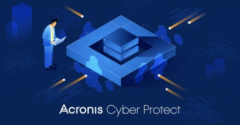 Acronis Cyber Protect 15 (Graphic: Business Wire)