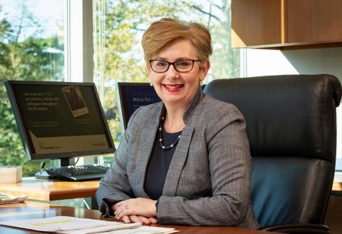 Dr. Karina Davidson (Credit: Feinstein Institutes)