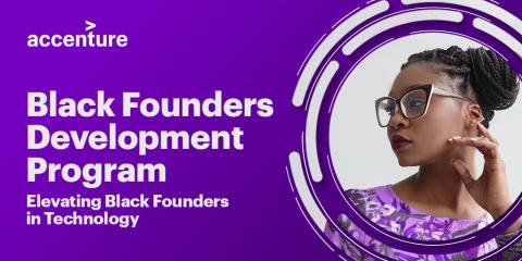 Accenture launches Black Founders Development Program